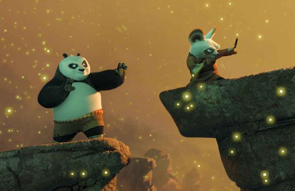 Kung Fu Panda kön videor