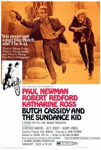 Tema Western: Butch Cassidy and the Sundance Kid (1969)