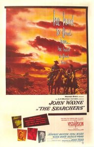Tema Western: The Searchers (1956)