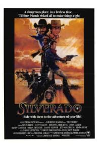 Tema Western: Silverado (1985)