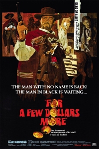 Tema Western: For a Few Dollars More (1965)