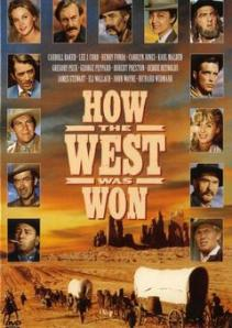 Tema Western: How the West Was Won (1962)