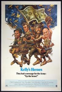 Kellys Hjältar (1970)