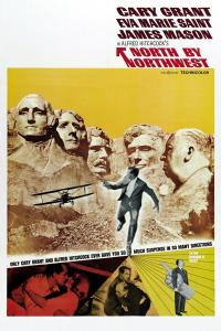 Tema Hitch: North by Northwest (1959)