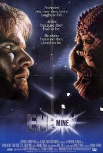 återtitten: Enemy Mine (1985)