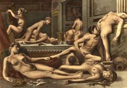 Antik Orgie
