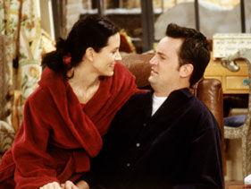 Vänner Monica börjar dejta Richard