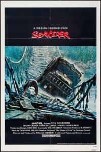SORCERER - American Poster